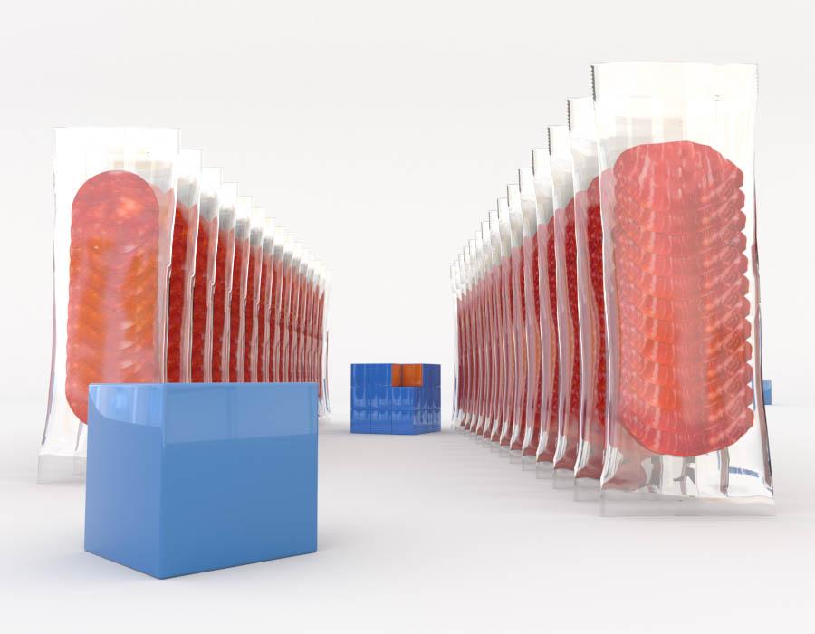 normas para la industria alimentaria consultoria IFS Food en MAdrid. foto de industria cárnica