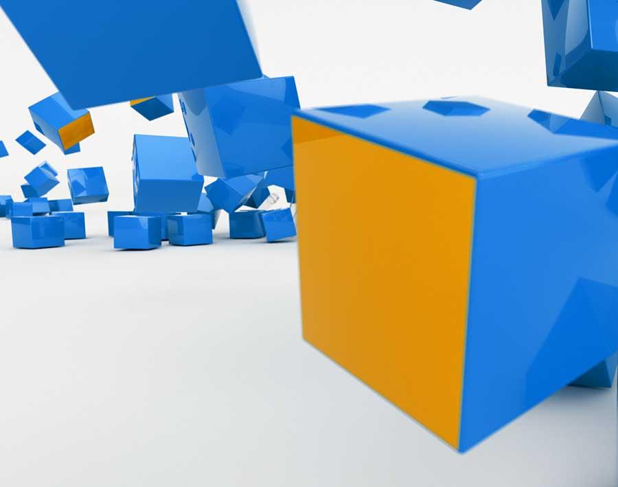 servicios broker en madrid cubos azules y naranjas