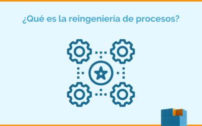 ¿Qué es la reingeniería de procesos? Un paso más para la mejora continua